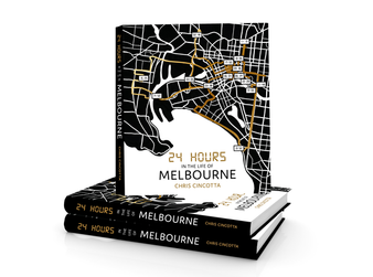 24 Hours in the Life of Melbourne  Chris Cincotta
