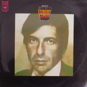 Songs of Leonard Cohen- Leonard Cohen