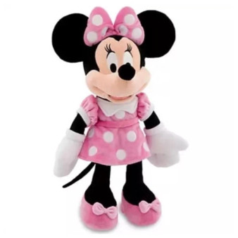 Large Minnie Plush