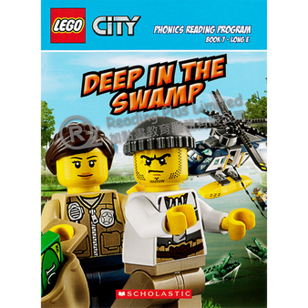 Lego City Deep In the Swamp