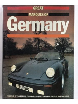 Great Marques of Germany - Wood (Hardcover)