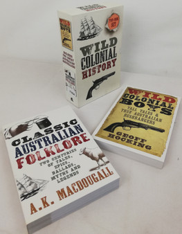 Wild Colonial History- Geoff Hocking / A.K. MacDougall