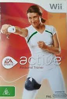 EA Sports Active - Personal Trainer - Wii
