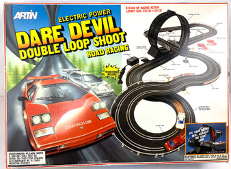 ARTIN - VINTAGE Electric Power Dare Devil Double Loop Road Racing