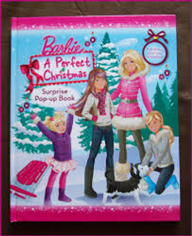 Barbie : A Perfect Christmas : Hardcover