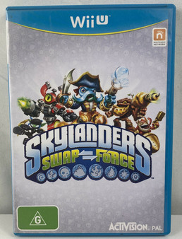Skylanders: Swap Force - Wii U