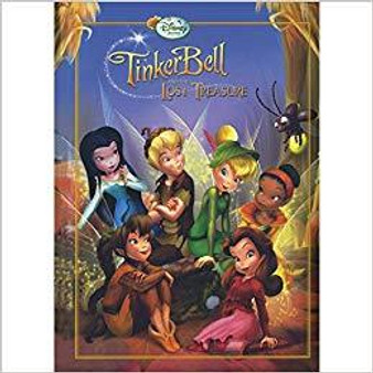 Disney Fairies Tinker Bell And The lost Treasure  Paragon