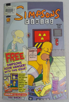Simpsons Comics #119