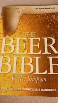 The Beer Bible  Willie Simpson