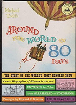 Around The World In 80 Days - Michael Todd (Hard Cover)