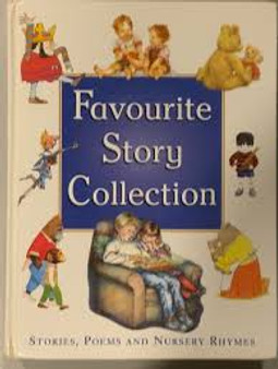 Favourite Story Collection - Alison Sage (Hard Cover)