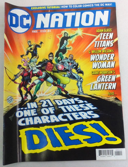 DC Nation (2018): Issue #4