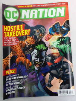 DC Nation (2018): Issue #3