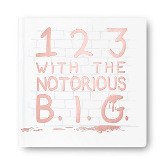 123 With The Notorious B.I.G. - Jessica Chiha (Hard Cover)