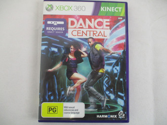 Dance Central - Xbox 360 Kinect