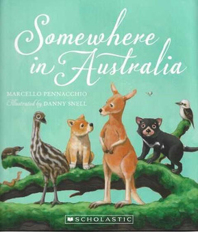 Somewhere in Australia  Marcello Pennacchio