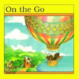 On The Go  - Roger Pare (Hard Cover)