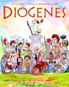 Diogenes - M.D.Usher (Hard Cover)