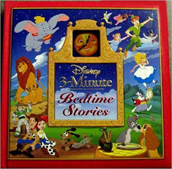 Disney 3 - Minute Bedtime Stories