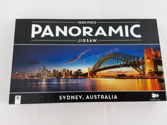 1000 piece Panoramic Jigsaw: Sydney, Australia