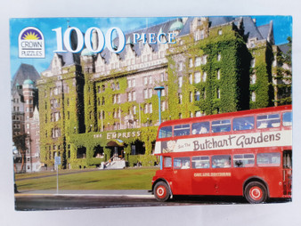 """The Golden Series"": Ontario, Canada - 1000 piece puzzle"