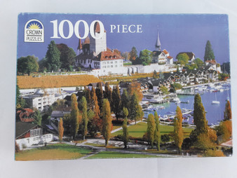 """The Golden Series"" Switzerland 1000 piece puzzle"