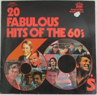 20 Fabulous Hits of the 60's - Compilation