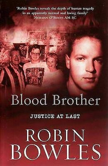 Blood Brother - Robin Bowles