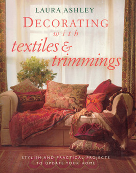 Decorating with Textiles & Trimmings  Laura Ashley