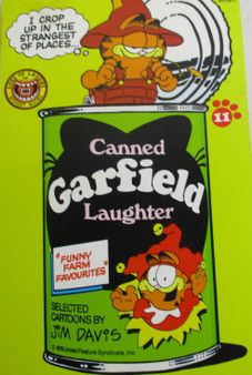 Canned Garfield Laughter - Jim Davies