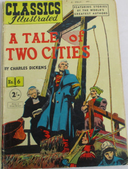 A Tale of Two Cities (No.6) - Charles Dickens