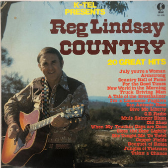 Country: 20 Great Hits - Reg Lindsay