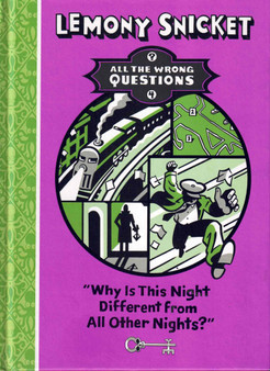 Why is This Night Different from All Other Nights? - Lemony Snicket (Hardcover)