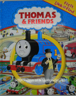My First Look And Find: Thomas & Friends (Hard Cover)