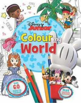 Disney Junior: Colour My World