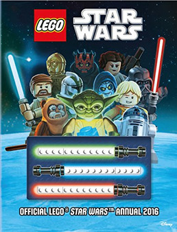 Lego: Star Wars: Official Lego Star Wars Annual (Hard Cover)