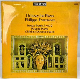 Debussy for Piana - Phillipe Entremont