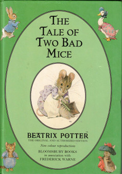 Tales Of Two Bad Mice -Beatrix Potter (Hard Cover)