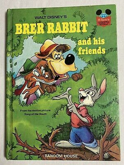Walt Disney's: Bear Rabbit And His Friends (Hard Cover)