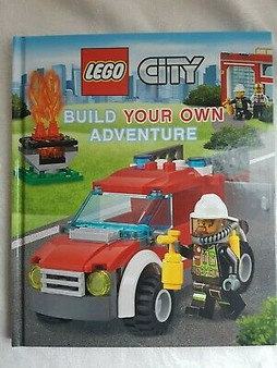 Lego City: Build Your Own Adventure (Hard Cover)