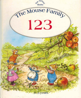 The Mouse Family 123 (Hard Cover)