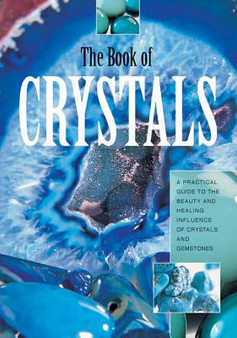 The Book Of Crystals -Fiona Toy  (Hard Cover)