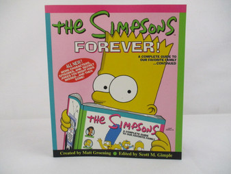 The Simpsons Forever! A Complete Guide to Our Favourite Family... Continued (Paperback)