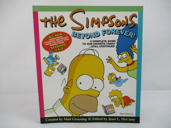 The Simpsons Beyond Forever! A Complete Guide to Our Favourite Family... Still Continued (Paperback)