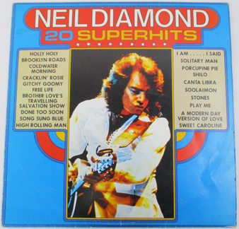Neil Diamond - 20 Superhits