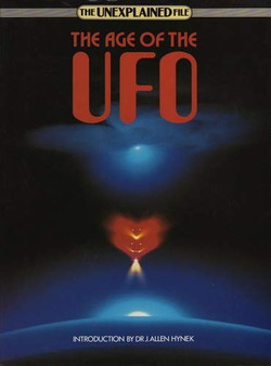 The Age Of The UFO - Dr J.Allen Hynek (HardCover)