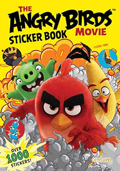 The Angry Birds Movie Sticker Book