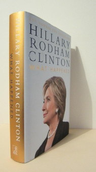 What Happened - Hillary Rodham Clinton (Hard Cover)