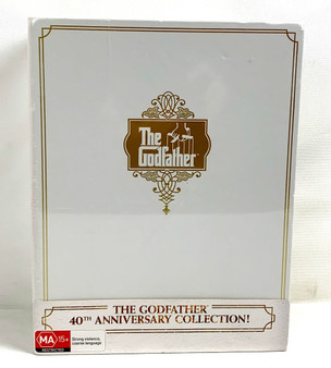 The Godfather 40th Anniversary DVD Collection!