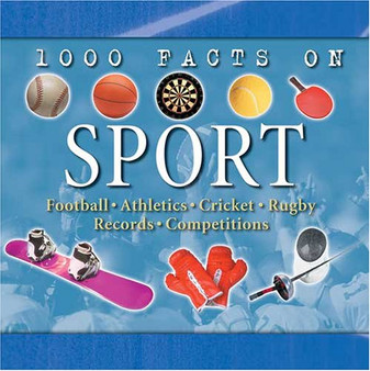1000 Facts On Sport - Christopher Rigby